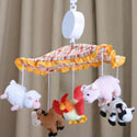 Barnyard Animals Mobile