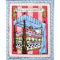Princess and the Pea Embellished Artwork