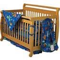 Tropical Sea Crib Bedding