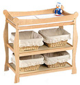 Da Vinci Leonardo Baby Changing Table