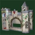 Lancelot Norwich Castle Bunk Bed and Playhouse