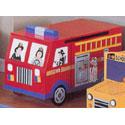 Fire Engine Toy box