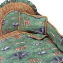 Zulu Crib Bedding
